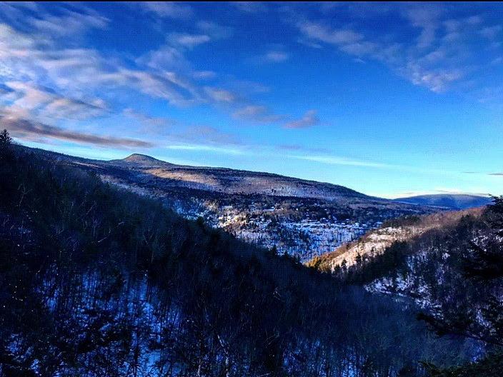 Kaaterskill High Peak & Hunter